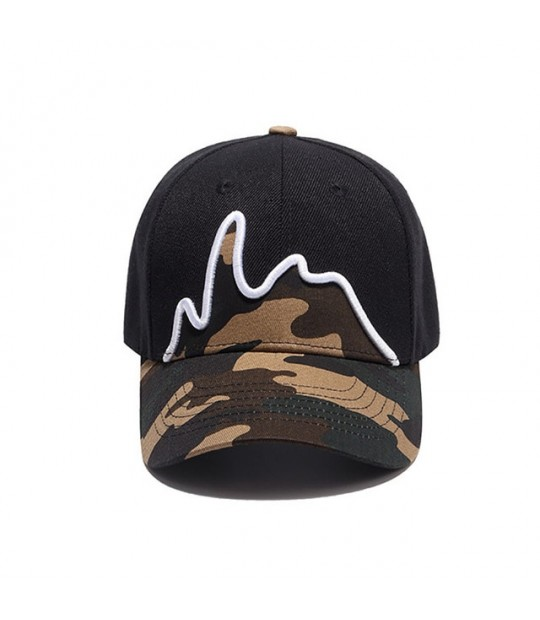 4772fd1c32d ... Seveups Camouflage Baseball Cap For Men Tactical Male Hat Summer Army  Snapback Hat Caps Vintage ...