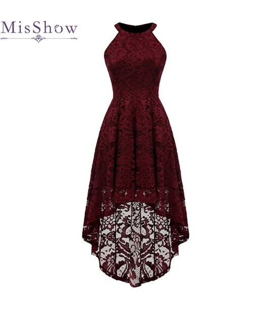 118ace6b0ca73 2018 Vintage Floral Lace Dress Female Robe Casual 1950s Rockabilly...