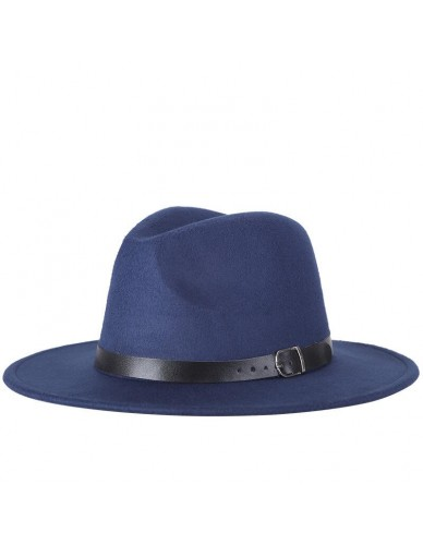 Spring New Arrival Fedoras Vintage Felt Hats Women Ladies Fedoras Top Jazz Hat Winter Autumn Cap Cotton Round Cap Bowler Hats